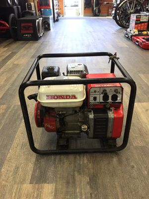 Honda Generator EG 1400X for Sale in Revere, MA