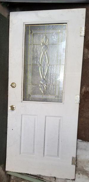 36×80 Entry Fiberglass Door for Sale in Newark, NJ