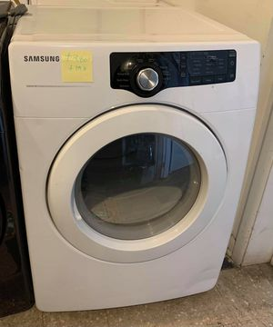 Used excellent condition Samsung electric dryer for Sale in Arbutus, MD