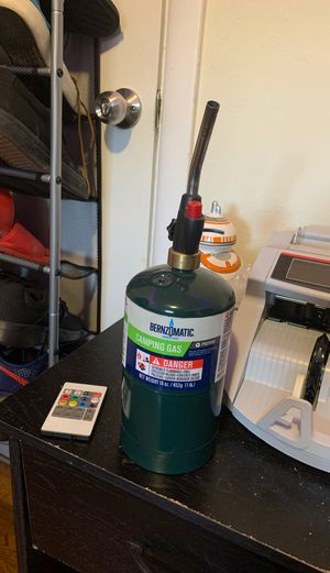 Propane torch for Sale in Springfield, OR