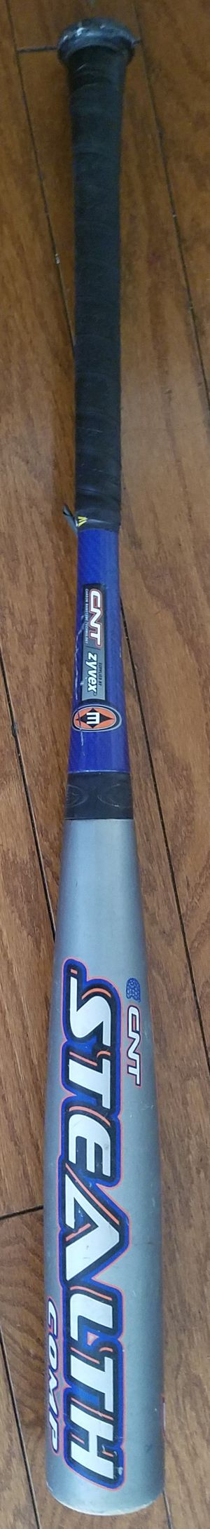 Easton Stealth baseball bat besr for Sale in Carson, CA