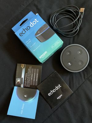 Amazon Echo Dot for Sale in Simi Valley, CA