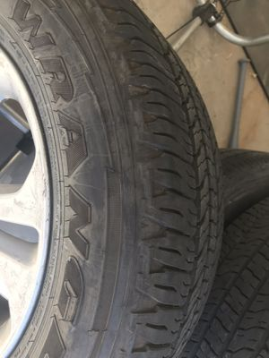 2012 Dodge Durango Wheels and Tires for Sale in Las Vegas, NV