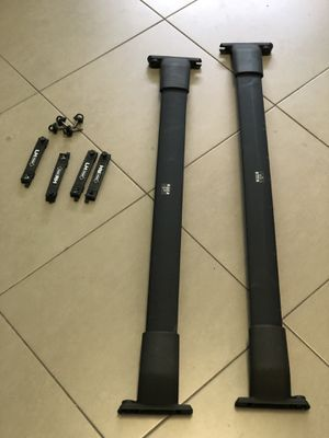 Mazda CX-5 crossbars with all parts Roof Rack for Sale in Miramar, FL