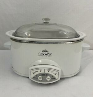 Rival - Crock pot stoneware slow cooker for Sale in Corona, CA
