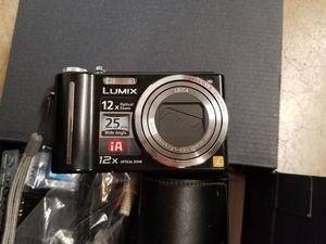 Panasonic Lumix DMC-ZS1 10MP Digital Camera for Sale in Rancho Cordova, CA
