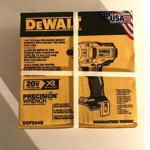 Dewalt XR 1/2 Impact Wrench (Tool Only) for Sale in Portland, OR