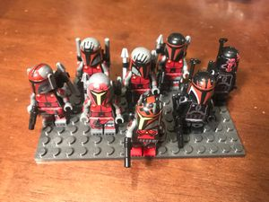 LEGO Mandalorians for Sale in Fort Worth, TX