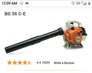 Stihl blower for Sale in Antioch, CA
