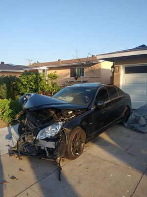 2012 C250 Mercedes-Benz ( PART-OUT ) for Sale in Santa Ana, CA