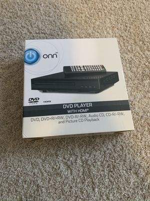 DVD PLAYER with HDMI for Sale in Joint Base Lewis-McChord, WA