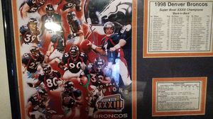 Broncos pictures for Sale in Coffeyville, KS
