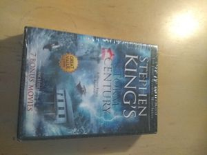 Stephen king storm of the century movie and more for Sale in Murfreesboro, TN