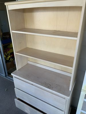 Dresser with shelf attached for Sale in San Jose, CA