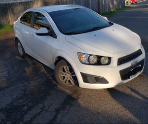 2014 Chevy sonic for Sale in Vancouver, WA