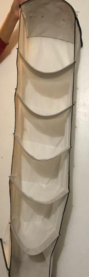 Hanging closet organizer for Sale in Billerica, MA