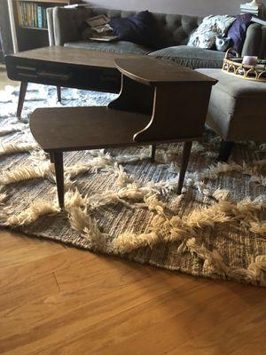Mid century modern end table for Sale in Fairfax, VA
