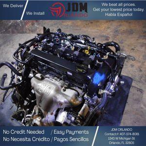 2005 2006 2007 2008 Mazda 6 2.3l Twin Cam 16 Valve Engine JDM L3-VE for Sale in Orlando, FL