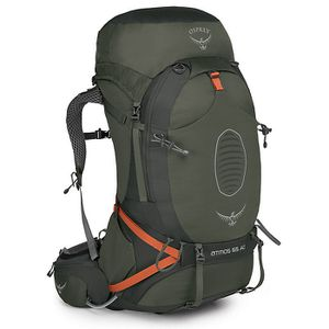 Osprey Atmos 65 AG hiking backpack. Like New. Graphite Grey Color for Sale in Boston, MA
