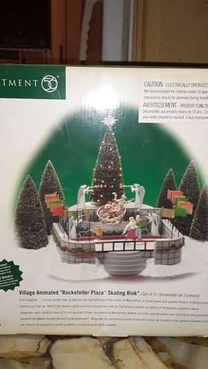 Department 56 Christmas collectibles, for Sale in Brooklyn, NY