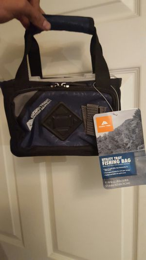 Small fishing bag Ozark Trail for Sale in Columbus, OH