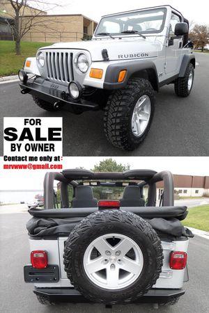 2004 Jeep Wrangler Rubicon for Sale in Austin, TX