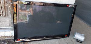 "Panasonic plasma HDTV 42"" flat screen tv for Sale in Fontana, CA"