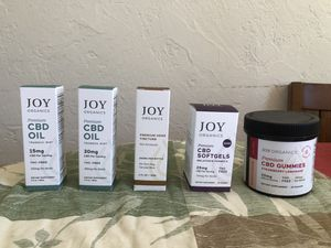 Joy Organics Products pick the one you need for a price for Sale in Huntington Beach, CA