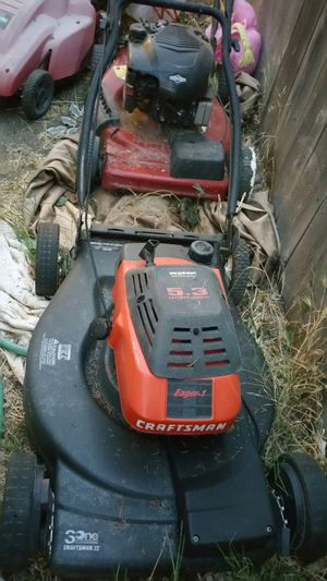 Electric lawn mowers for Sale in Stockton, CA