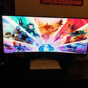 AOC G Line 2nd Gen (Curved Gaming Monitor) for Sale in Fresno, CA