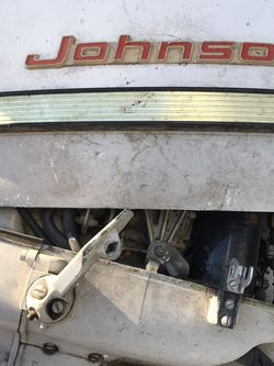 Johnson Boat Motor for Sale in Oswego,  IL