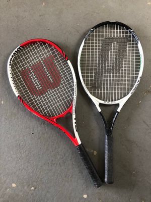Tennis Rackets for Sale in Raleigh, NC