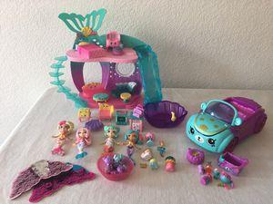 Shopkins Mermaid Lot for Sale in Glendale, AZ