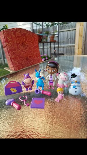 Doc McStuffin mini figures lot 30 for Sale in Toledo, OH