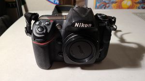 Nikon d300 for Sale in San Carlos, CA