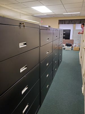 Lateral filing cabinets for Sale in Export, PA