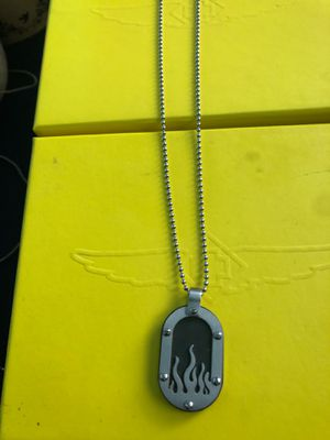 Stainless steel dog tag for Sale in Gresham, OR