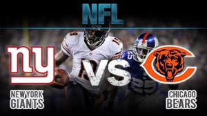 Giants Vs Bears 11/24/19 !!! for Sale in Chicago, IL