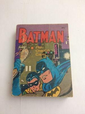 Batman - The Cheetah Caper for Sale in SeaTac, WA