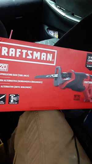 Craftsman sawzaw brand new in the box for Sale in Portland, OR