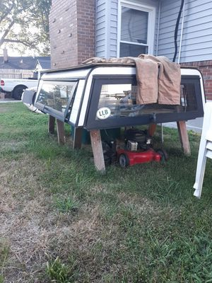 Camper shell 6ft for Sale in Norfolk, VA