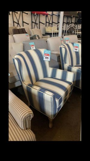 Accent chairs $149 for Sale in Dallas, TX