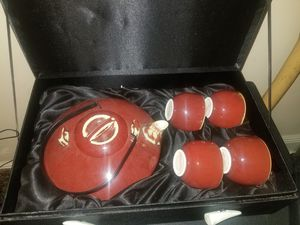 Ceramic Asian Tea Pot set- Never Used for Sale in Coral Gables, FL