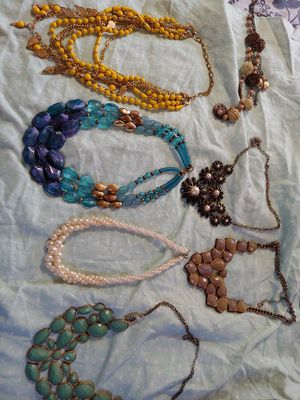 Necklace $3 each Or ALL for $12 for Sale in Oakdale, CA