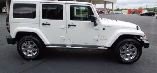 Jeep Wrangler Tires and Wheels for Sale in Oxon Hill,  MD