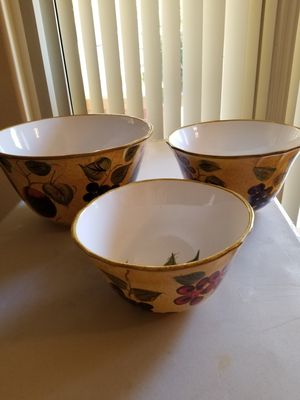 Large Serving Bowls for Sale in Phoenix, AZ