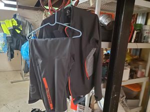 Seadoo OEM element riding suit with Jetribe riding boots for Sale in Livonia, MI