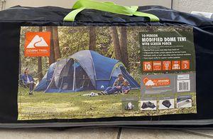 OZARK TRAIL, Brand NEW, Dome Tent, 10 Person!⛺️ for Sale in Phoenix, AZ