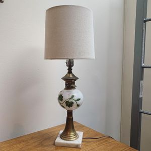 Vintage Hand painted Lamp for Sale in Washington, DC