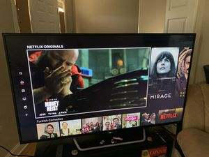"Sony 65"" 4K and smart tv for Sale in Morgantown, WV"